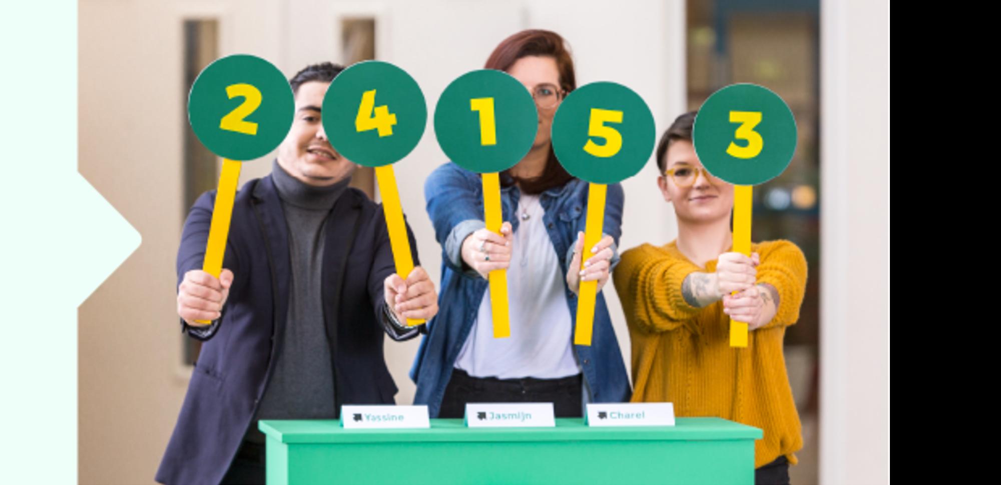 Resultaten Nationale Studenten Enquête 2018 bekend!
